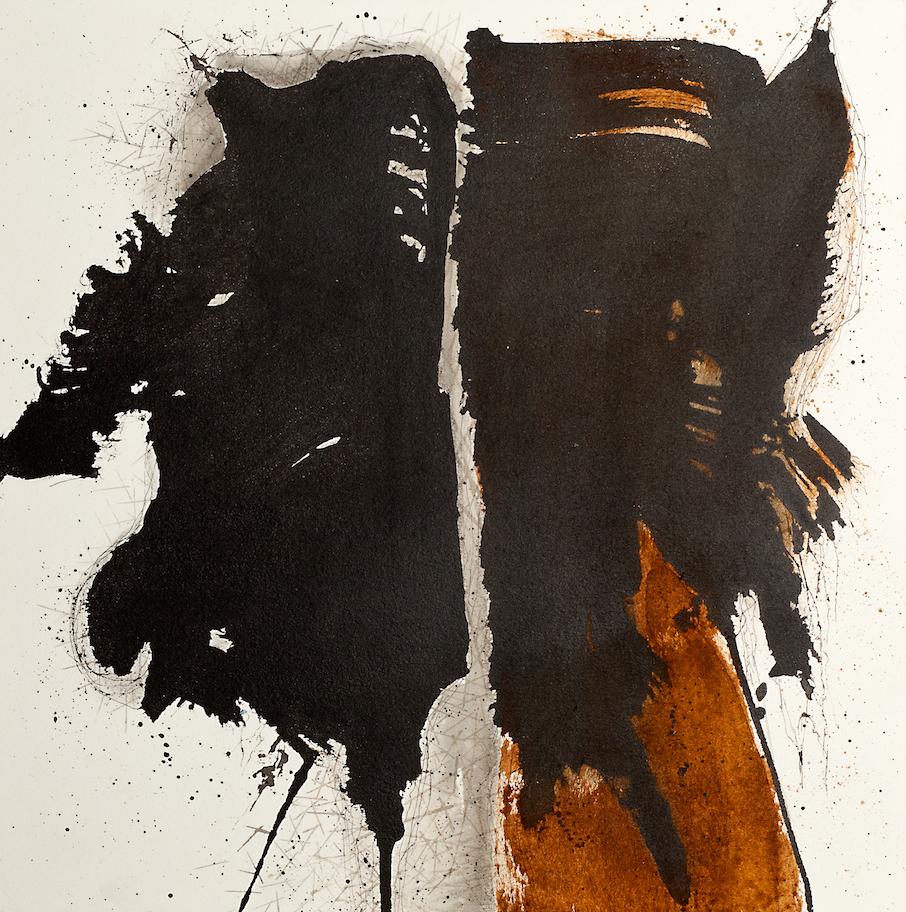 Patty Hammarstedt: Rorschach's Upheaval