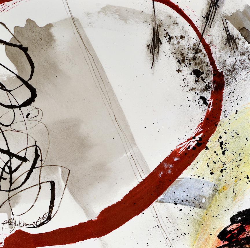 Patty Hammarstedt: Spiral Spin