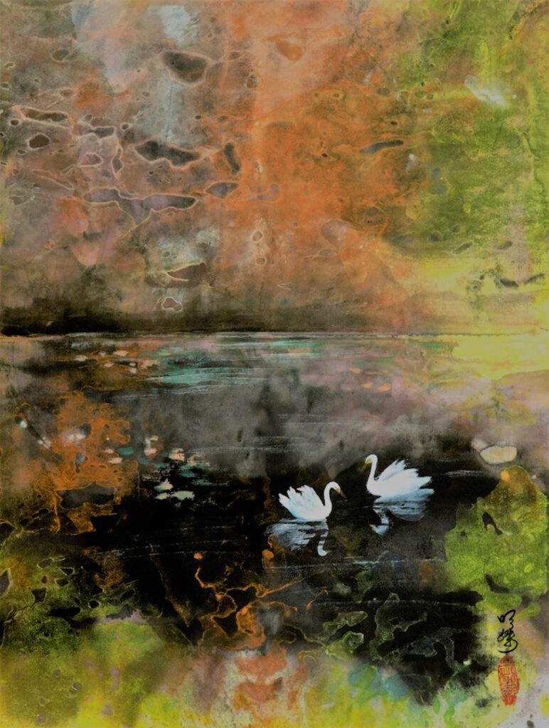 Ming Franz: Swan Lake