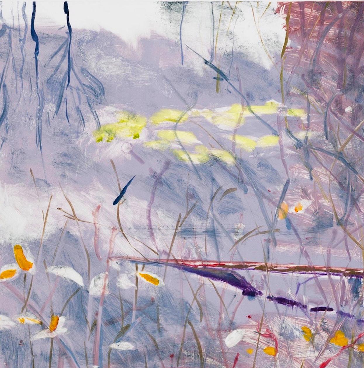 Phil Garrett: Tom's Pond Variation III