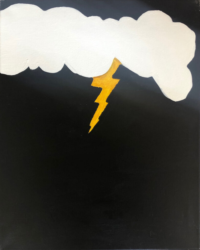 Ananda Nockideneh: Thunder