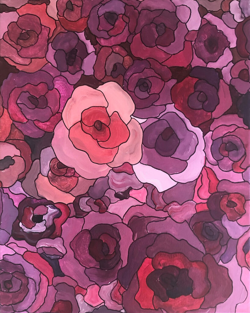 Autumn Miller: Bed Of Roses