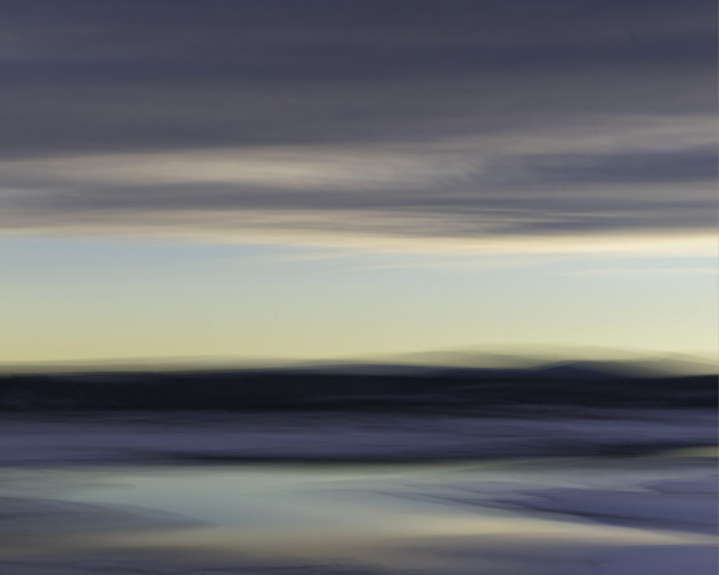 Dana Patterson Roth: Blue Tranquility