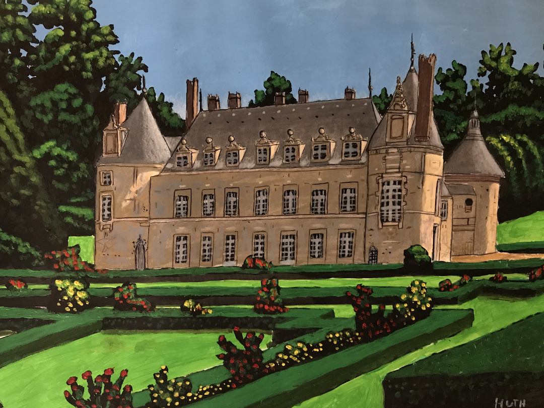 Jason Huth: Château de Bussy-Rabutin