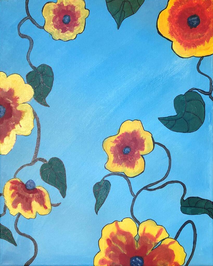 Chenoah Henry: Spring