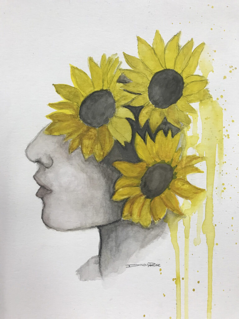 Daisy Cooke: Sunflower