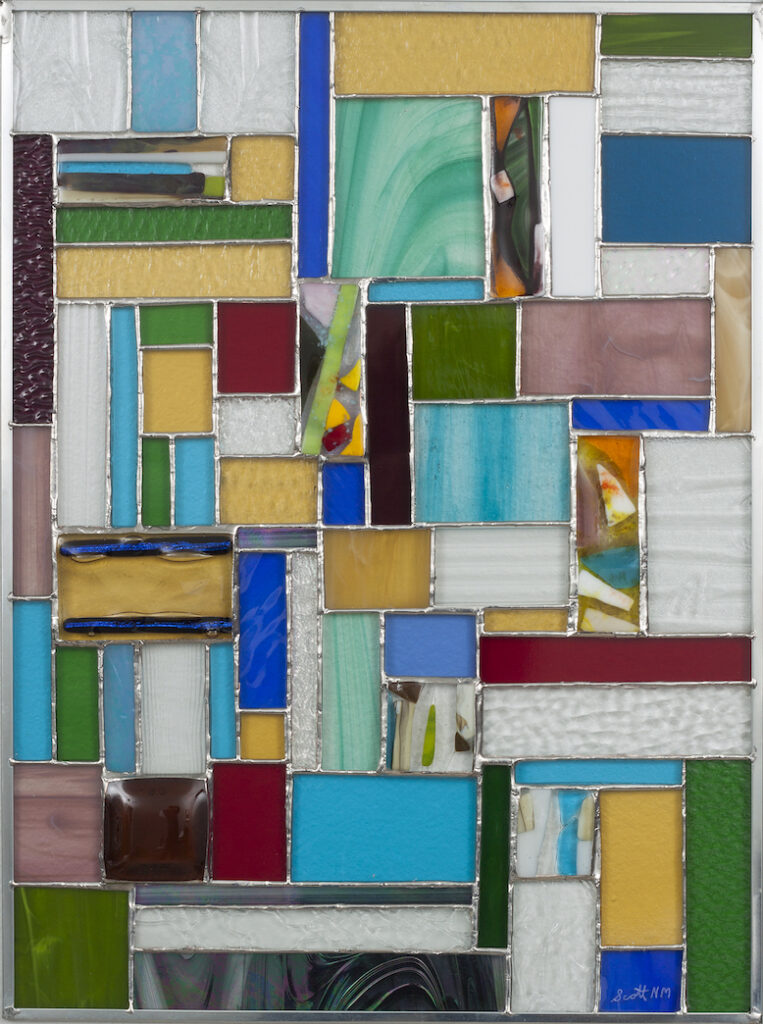 Scott A. Muller: Patchwork