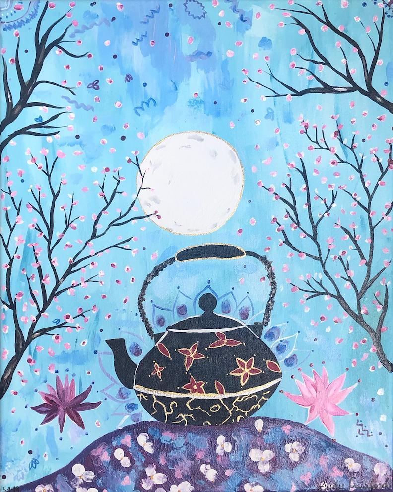 Sadie Crawford: Midnight Moon