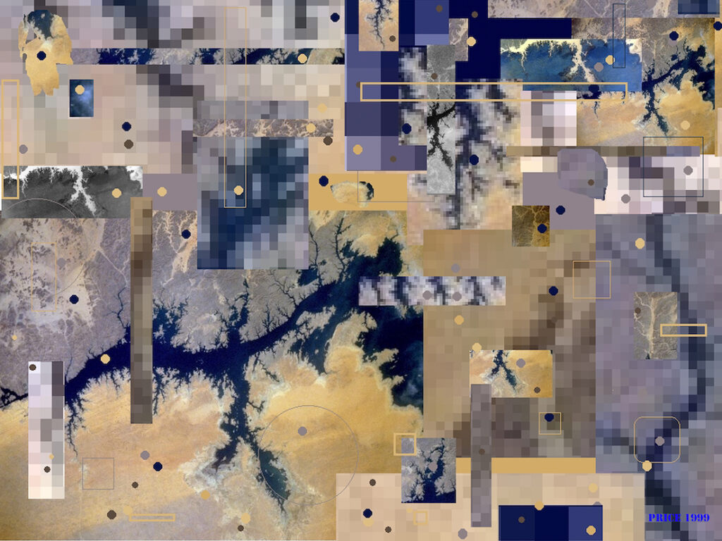 Jonathan Reeve Price: Satellite Remix, Aswan Dam