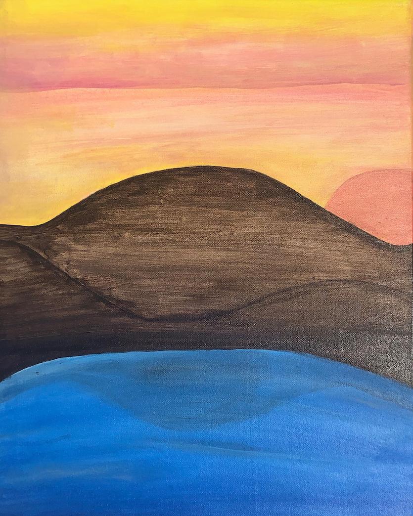 Shauntel BullBear: The Sunset