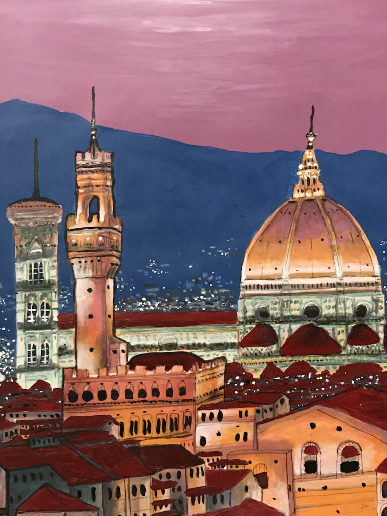 Jason Huth: The Lights Of Florence