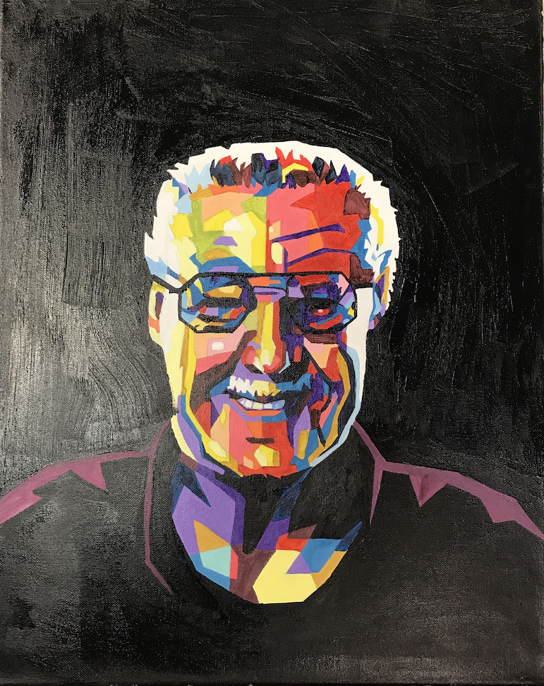 Trinity Juan: In Memory Of Stan Lee