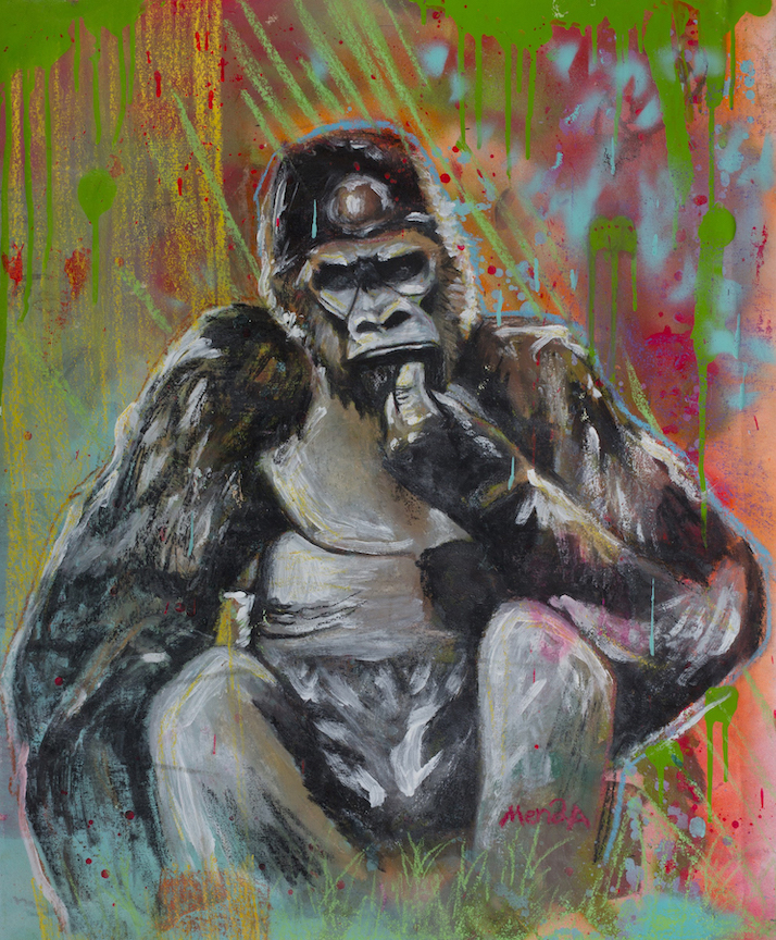 Abraham Mendoza: Gorila