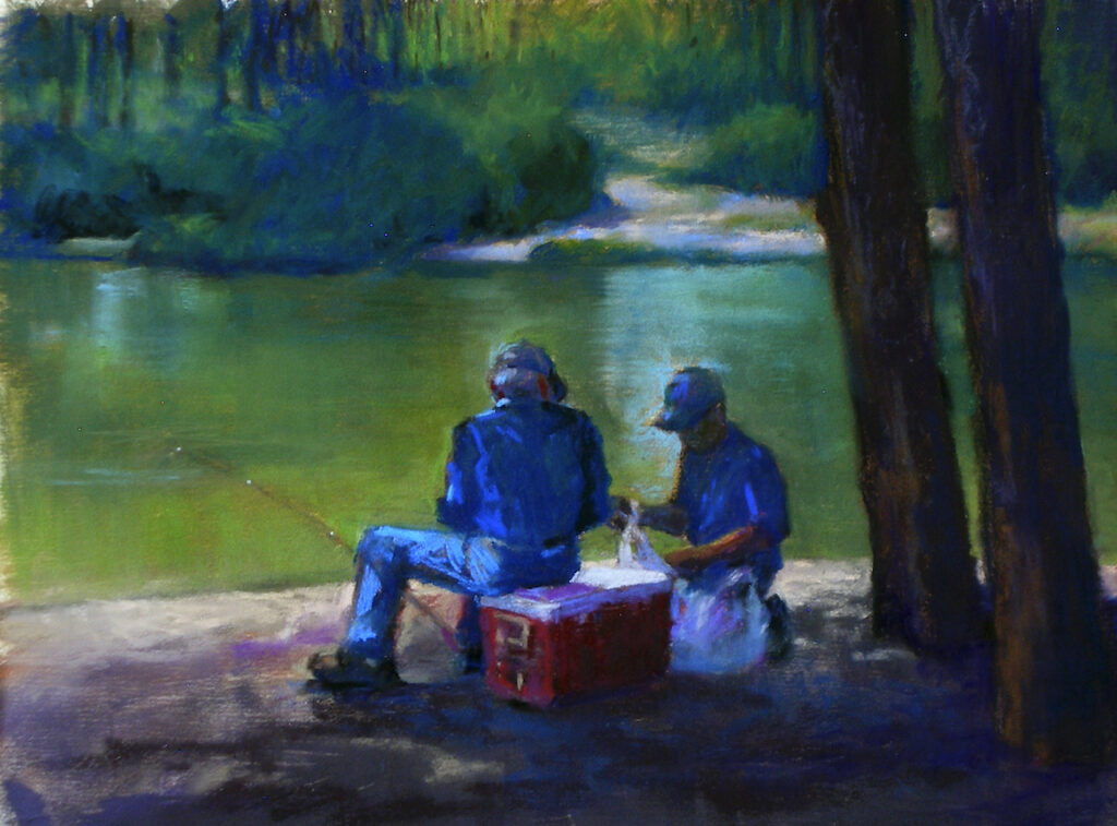 Marilyn Drake: Anglers