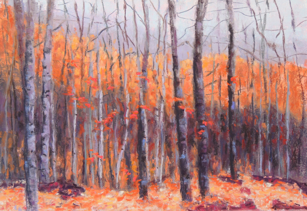 Lyle H. Brown: Aspen Woods