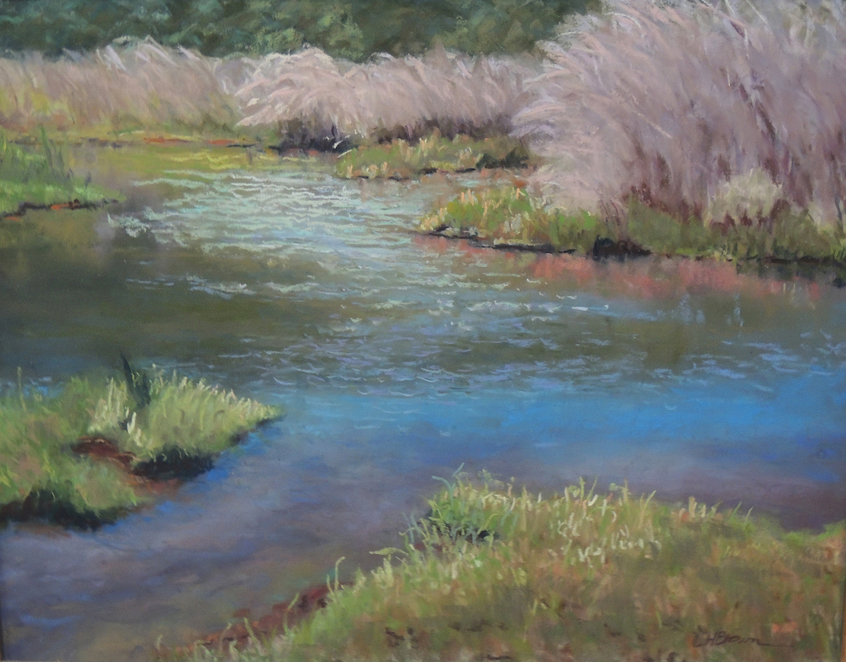 Lyle H. Brown: By the Marshes