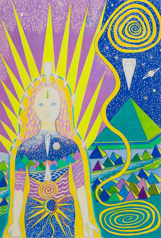 Susan Solari: Crystal Goddess