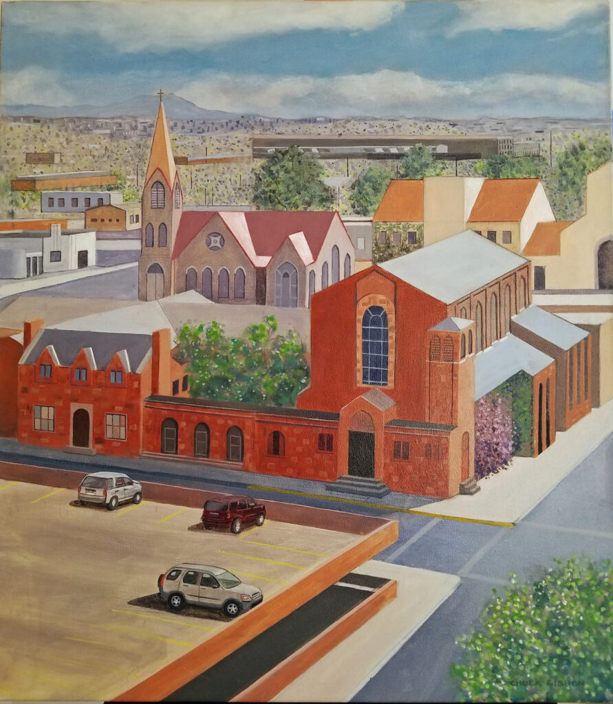Chuck Gibbon: Downtown Churches