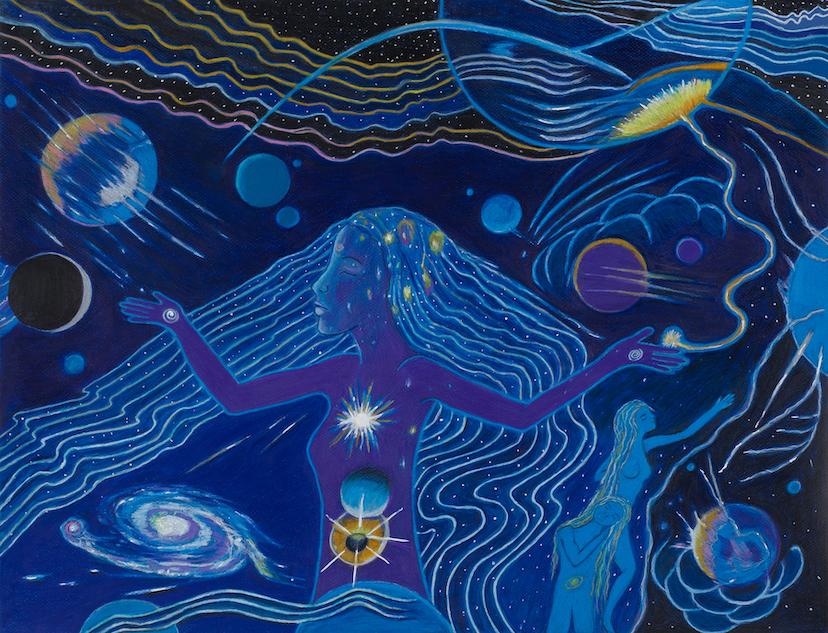 Susan Solari: Electric Universe