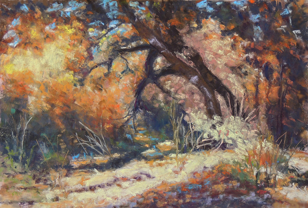 Lyle H. Brown: In the Bosque