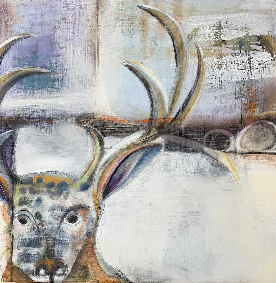 Laura Balombini: Maine Winter