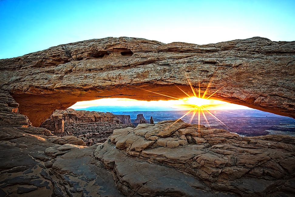 Mike Stephens: Mesa Arch