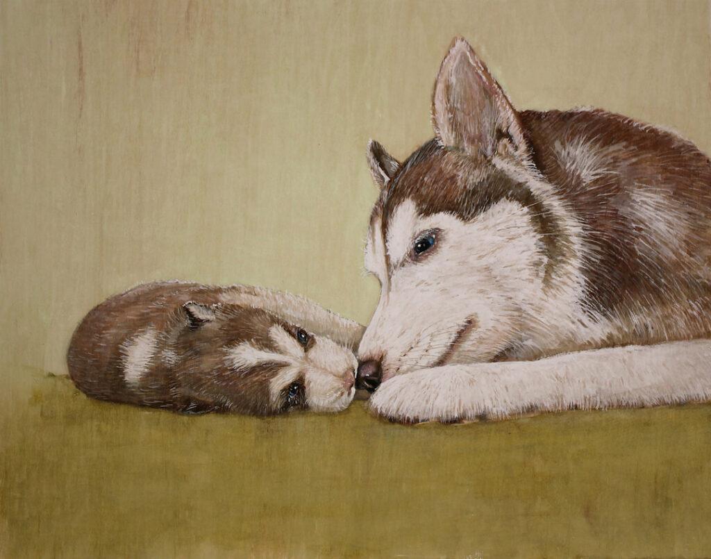 Lois Bradley: Motherlove