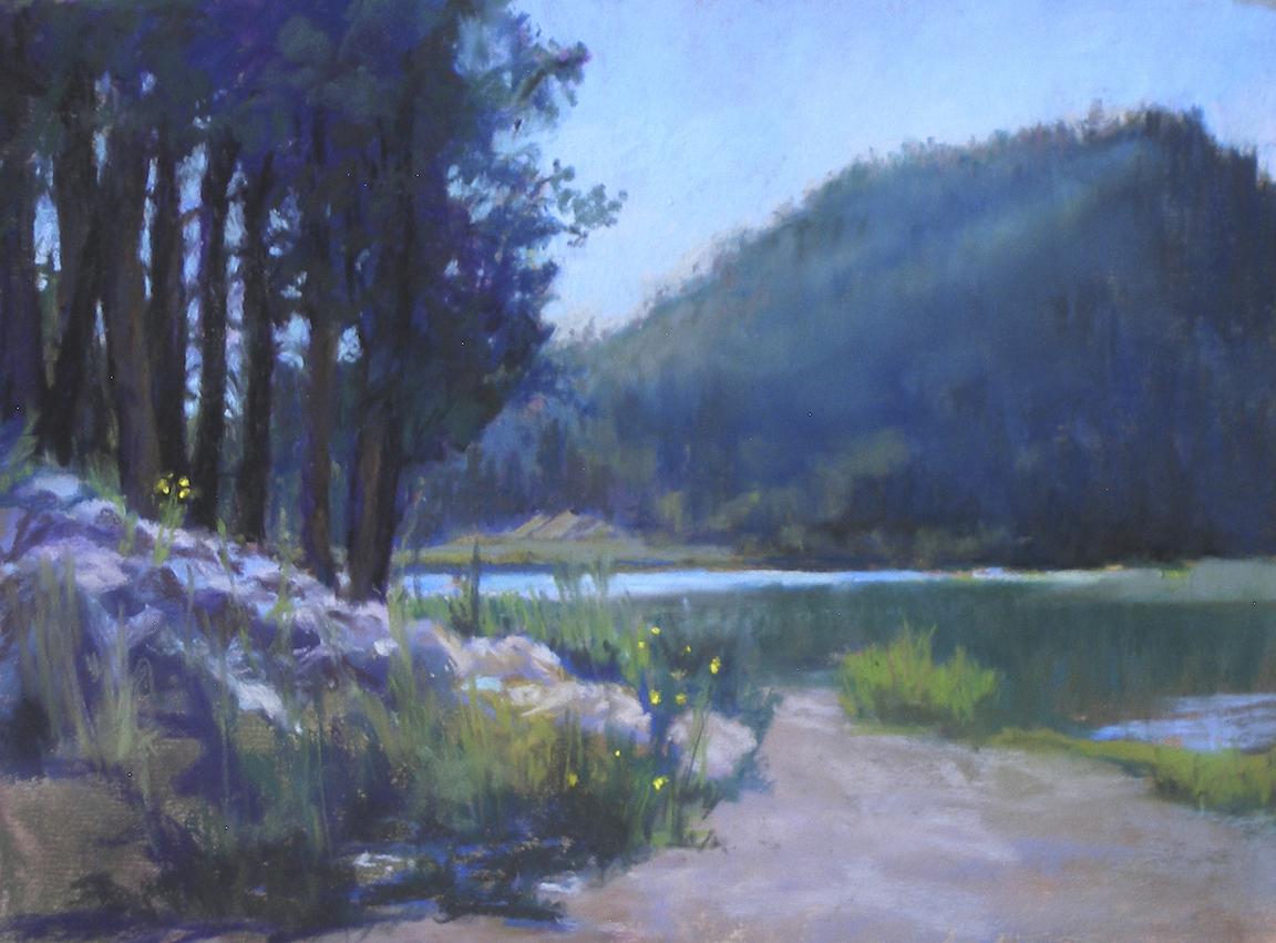 Marilyn Drake: Mountain Lake