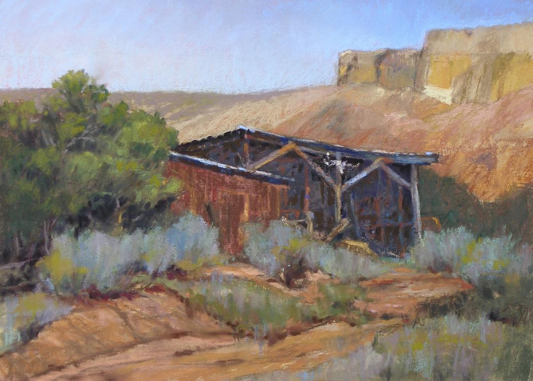 Marilyn Drake: Old Barn