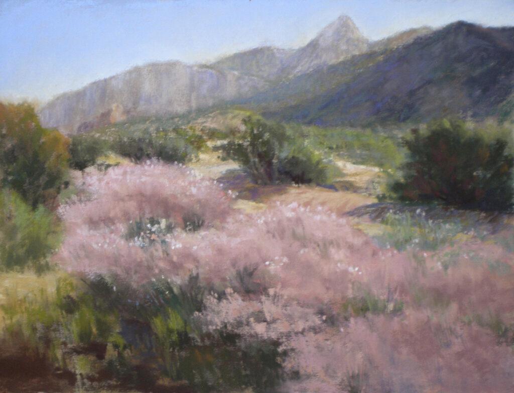 Marilyn Drake: Plume in Bloom