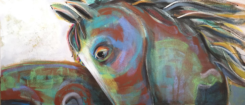Laura Balombini: Sky Pony