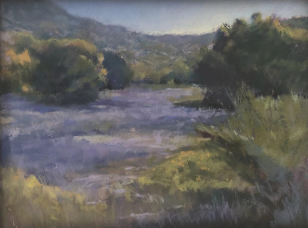 Marilyn Drake: Taos Field