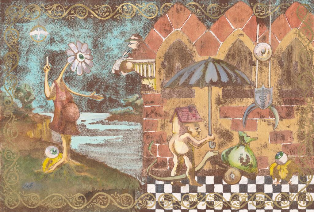Roe LiBretto: The Annunciation