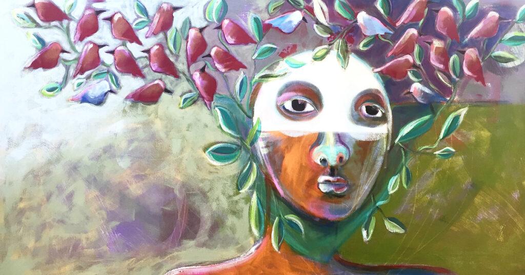 Laura Balombini: Red Bird Tribe