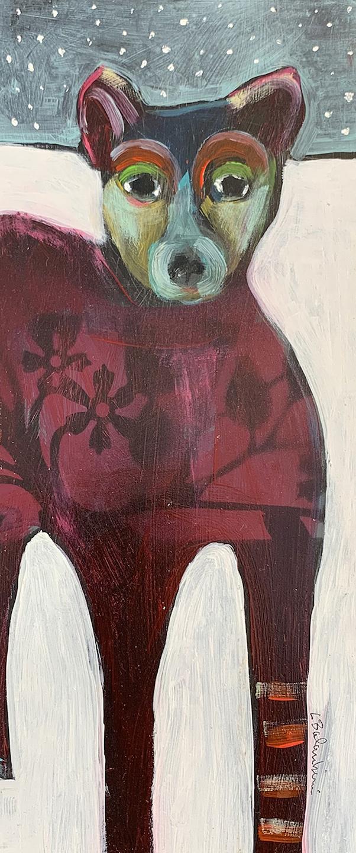 Laura Balombini: Snow Cat