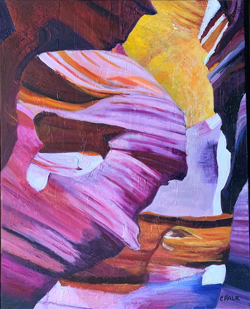 Connie Falk: Antelope Canyon 3