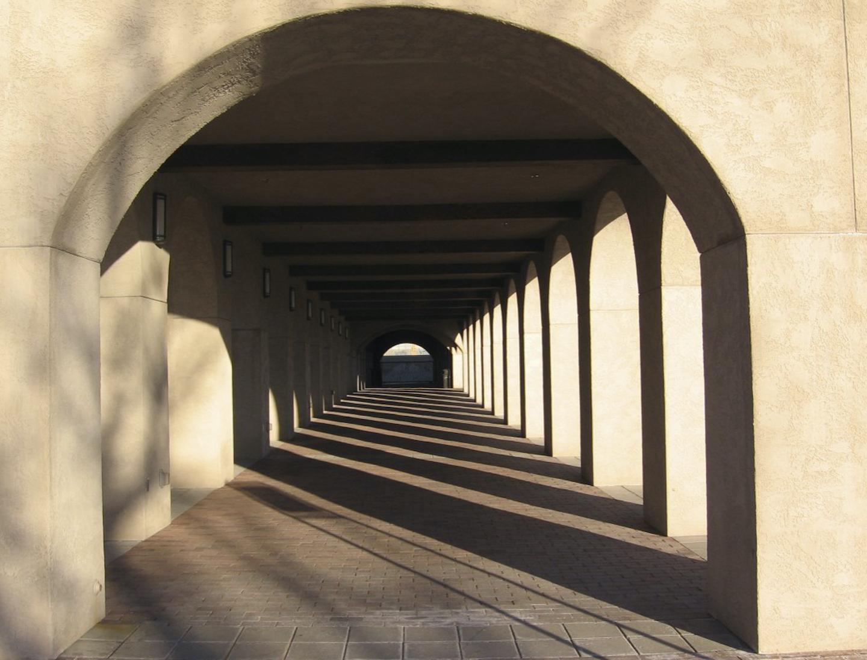 Dan Shaffer: Archway