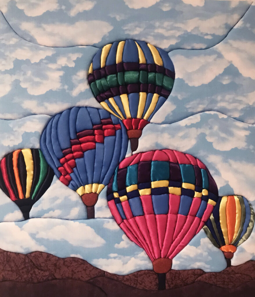 Gwen T. Samuels: Balloon Fiesta 2