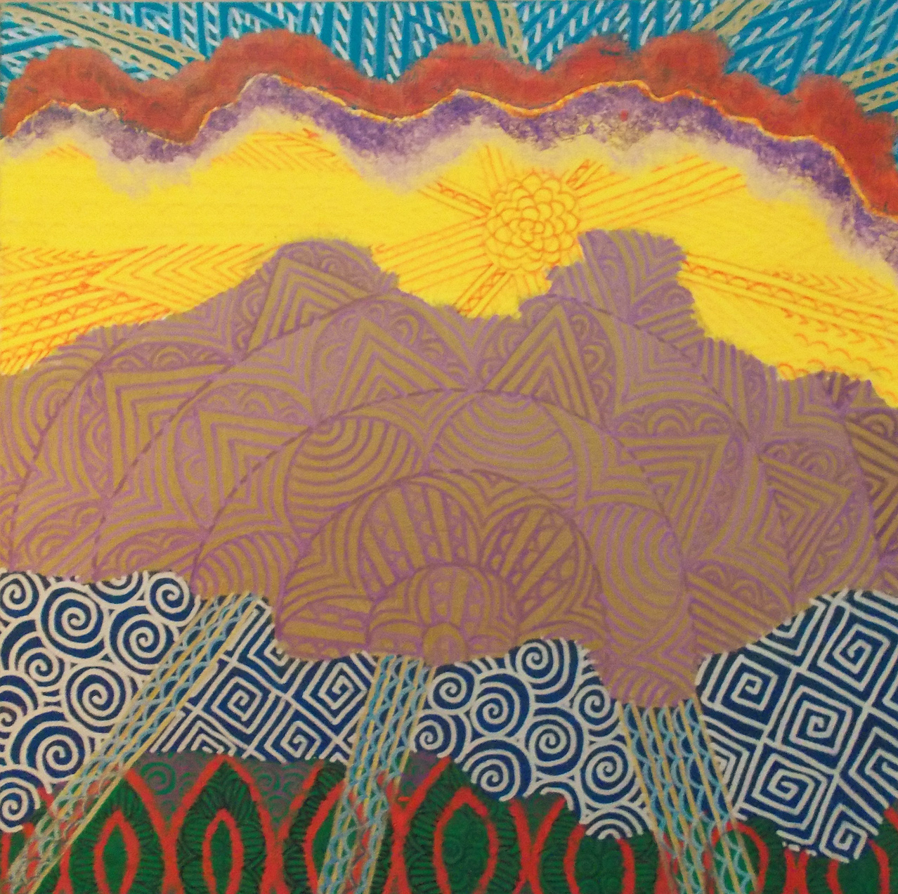 Bobby J. Jones: Bronze Autumn Sky