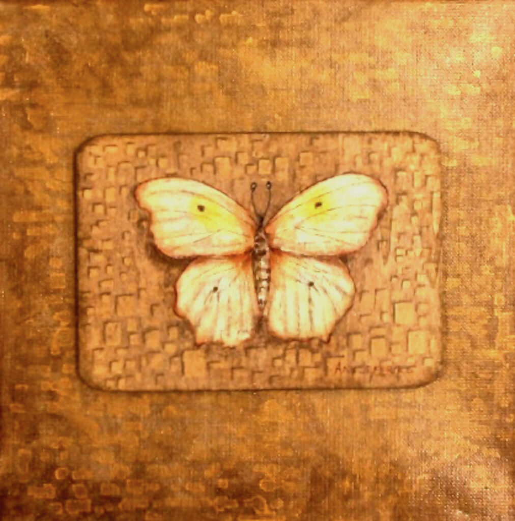 Ann Jeffries: Butterfly #14