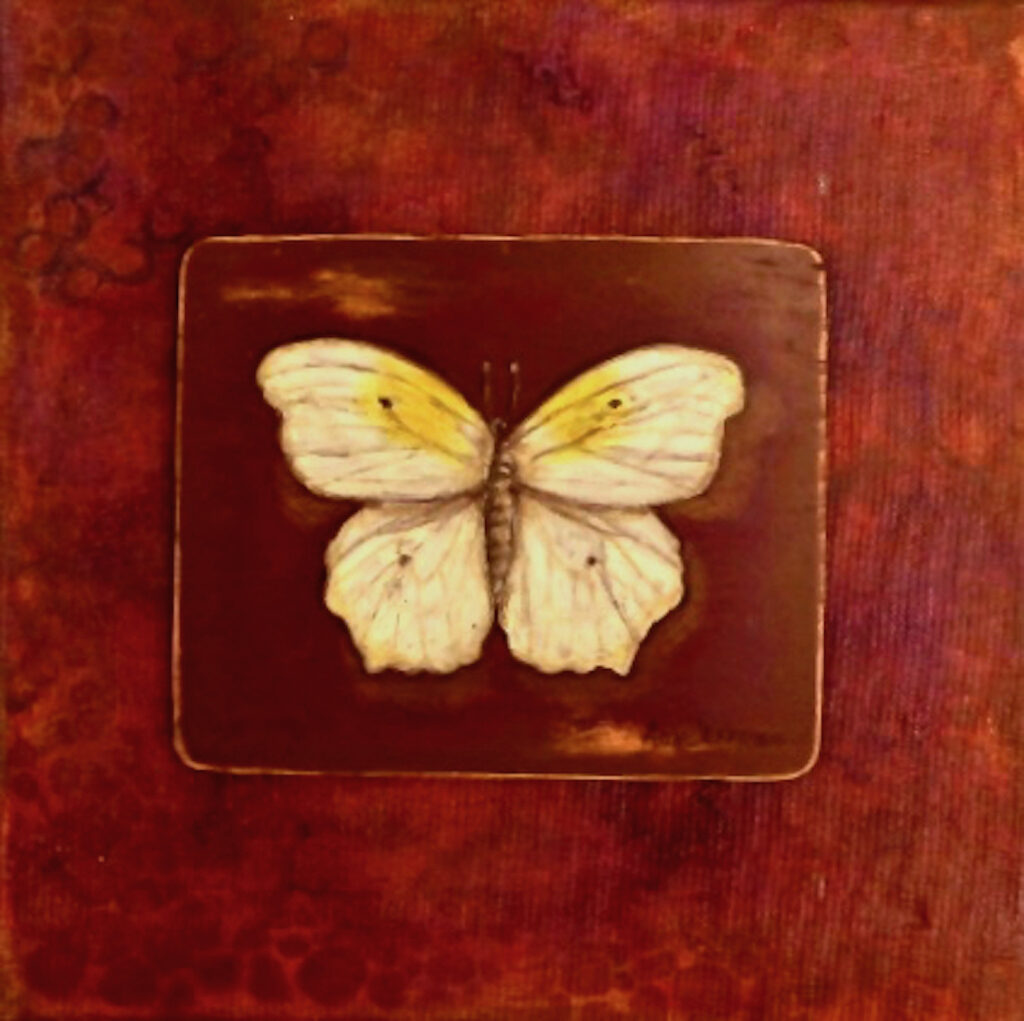 Ann Jeffries: Butterfly #5