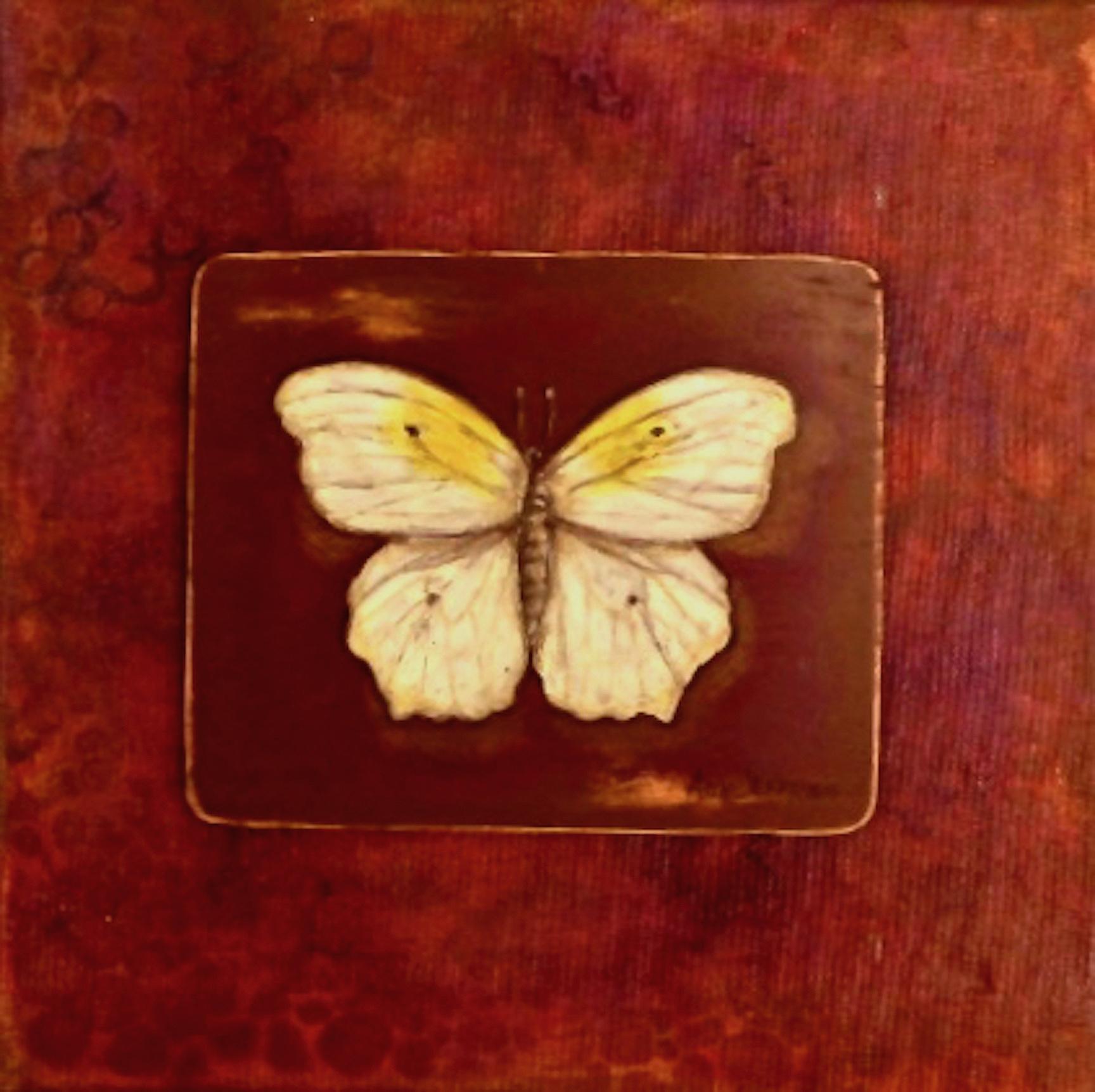 Ann Jeffries: Butterfly #5