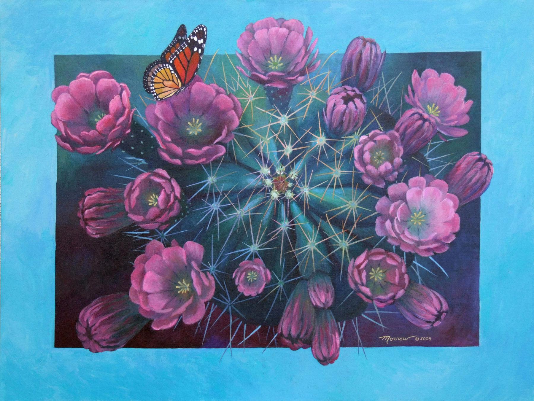 Kathy Morrow: Desert Snowflake