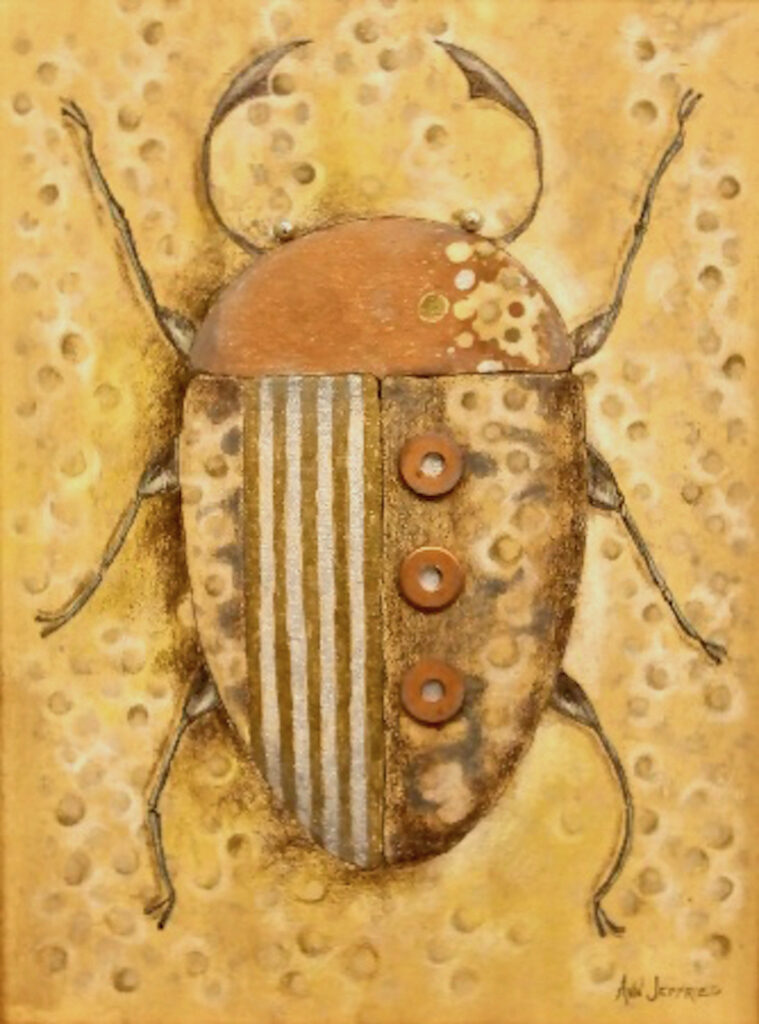 Ann Jeffries: Fantasy Beetle #2