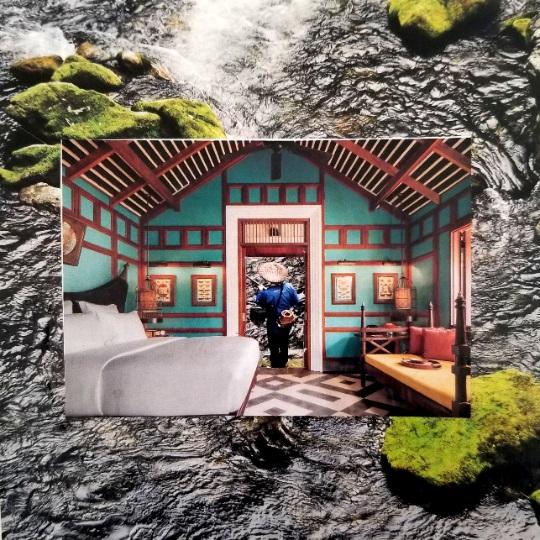 Elizabeth Burton: Fishing Hut
