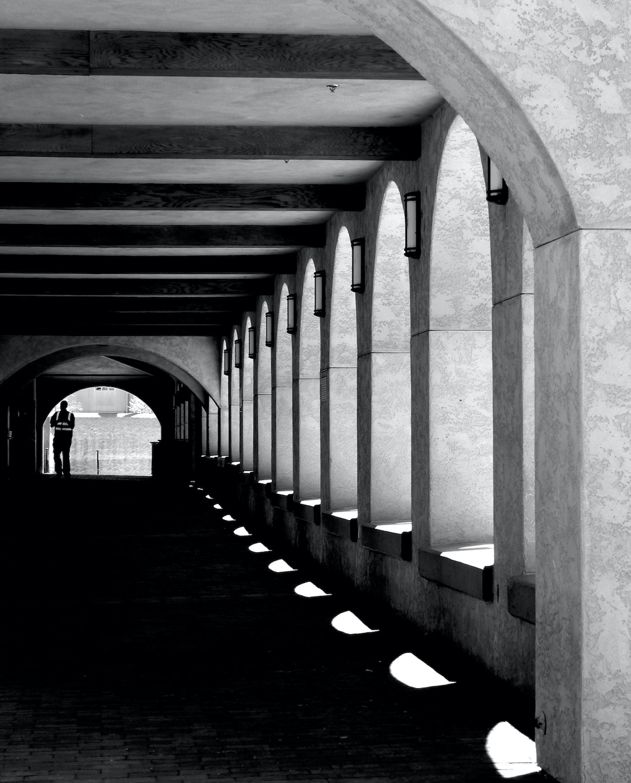 Dan Shaffer: Hallway Arches