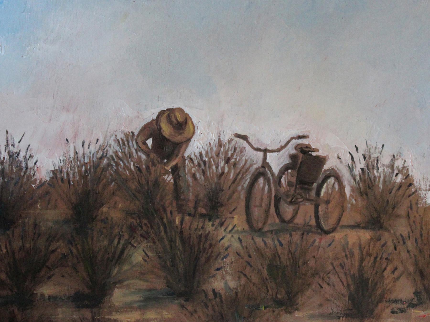 Gloria Blinn: Harvester