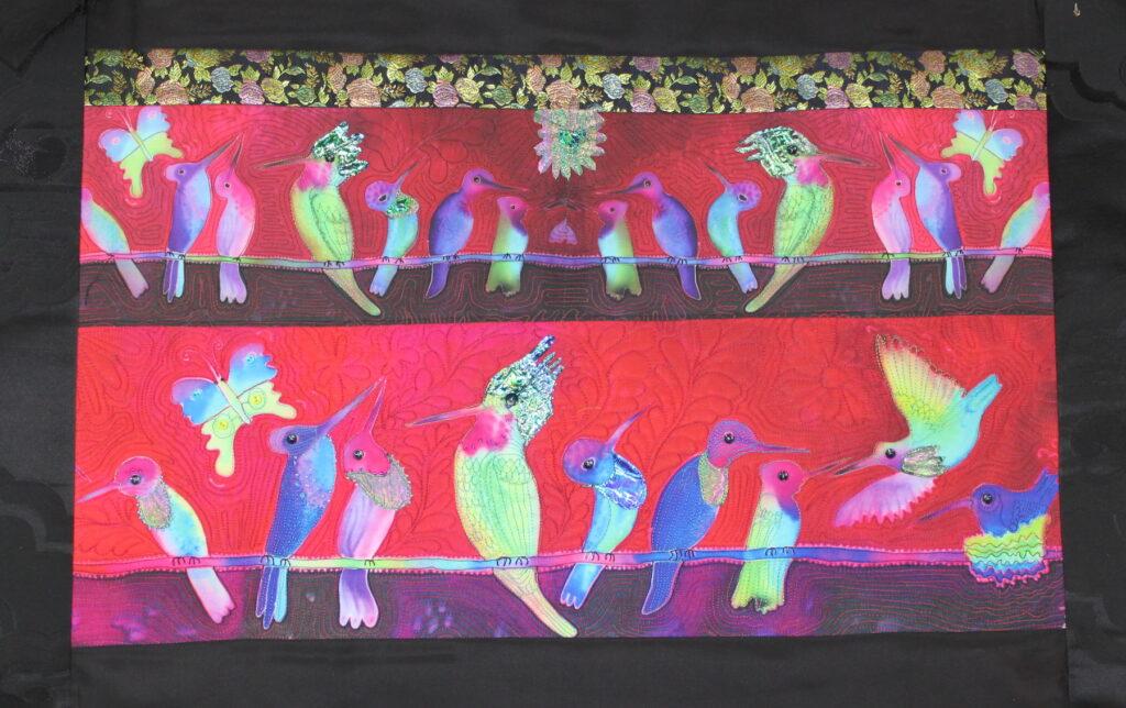 Judith Roderick: Hummers from Peru