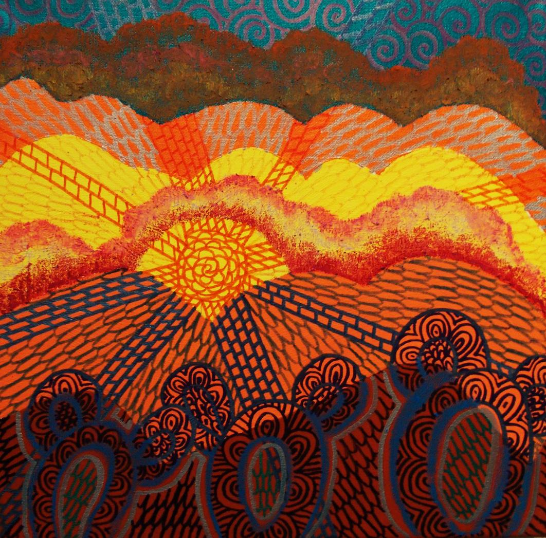 Bobby J. Jones: Magical Sunrise