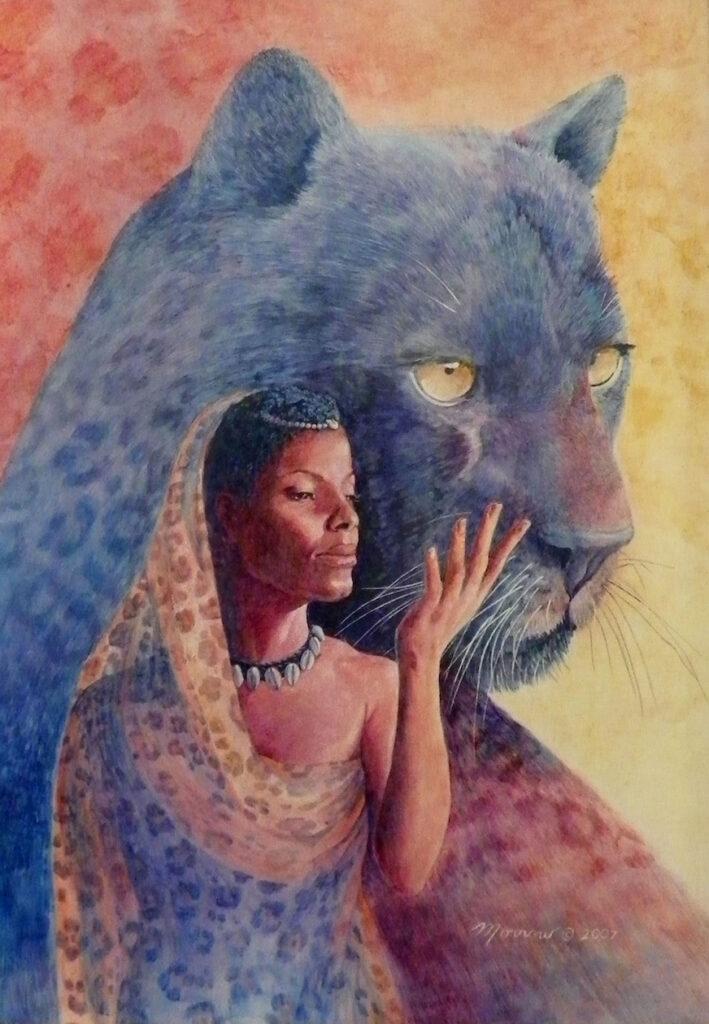 Kathy Morrow: Mayas' Dream